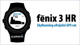 SkyRunning oficijelni GPS sat